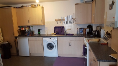 2 bed ground floor flat council house exchange photo