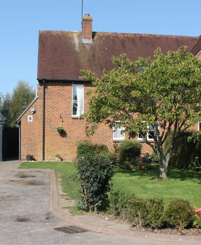 2 Bed Rural Semi Detached House