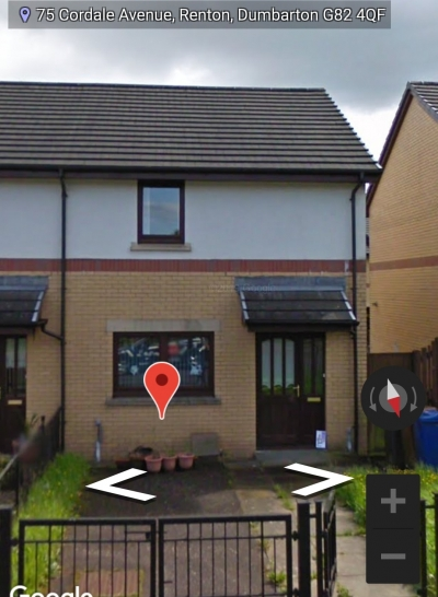 large semi detached 2 bed house to swap  photo